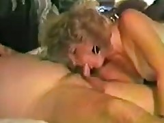 Whore Sucking And Stroking Cock