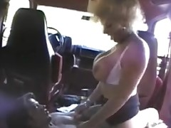 Sally Layd acquires used in a van down - by the river.