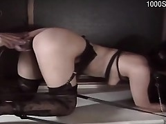 Busty daughter oral sex