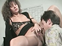 Hot and horny milf knows how her fellow