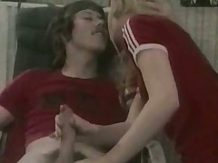 Blonde Christa Vintage Teen Porn