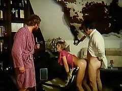 Naughty retro couples enjoy having good hard shag