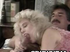 Barbi Dahl  Retro Blond Babe Fucking Skills