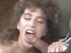 Keisha  Glamorous Retro Babe Fucked By Ron Jeremy