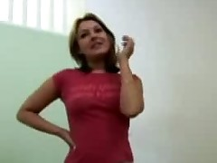 Netvideogirls - Vintage Calendar Audition