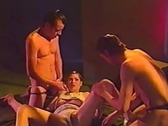 Double Pen Virgins The Classic Years - Scene 1