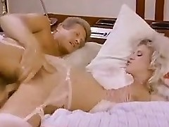 Golden-haired MILF In Lingerie Fucking Classic