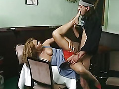 A woman in her pussy fucking guy