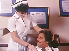 At worst nurse kissing pussy