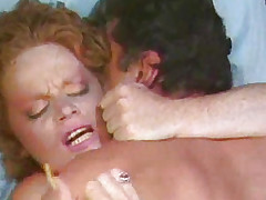 Lisa DeLeuuw on her back being fucked