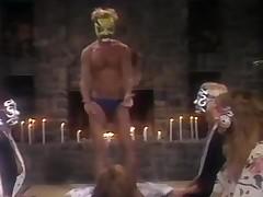 Secret procedure of dick worshipping