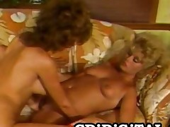 Gail Force and Krista Lane  Vintage Lesbian Sex