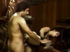 Vintage pornstar boned by Ron Jeremy