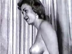 naked vintage dance