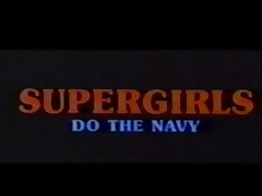 Supergirls Do The Navy (1984) FULL VINTAGE MOVIE