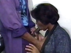 ebony Vintage Porn