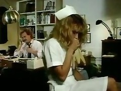 Curly Nurse Fucking At The Doctors Office