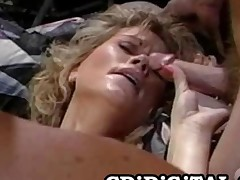 Kimberly Kane  Retro Pornstar Double Penetration