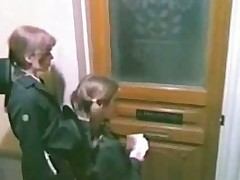 Vintage Schoolgirls Teens Fucking Old Pervert