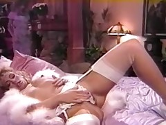 Housewife Gay chicks funtime when hubby is away
