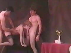 Double Pen Virgins The Classic Years - Scene 5