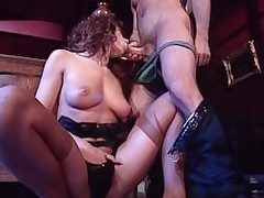 Hairy pussy Andrea Valente vintage anal fuck