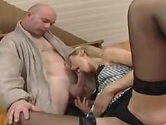 sucking Vintage Porn